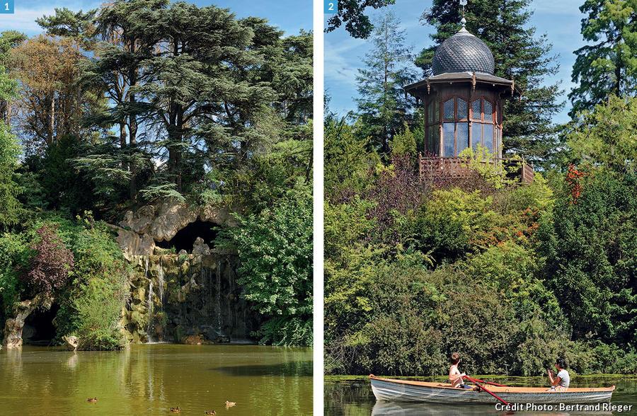 la fabuleuse histoire du bois de boulogne d 233 tours en