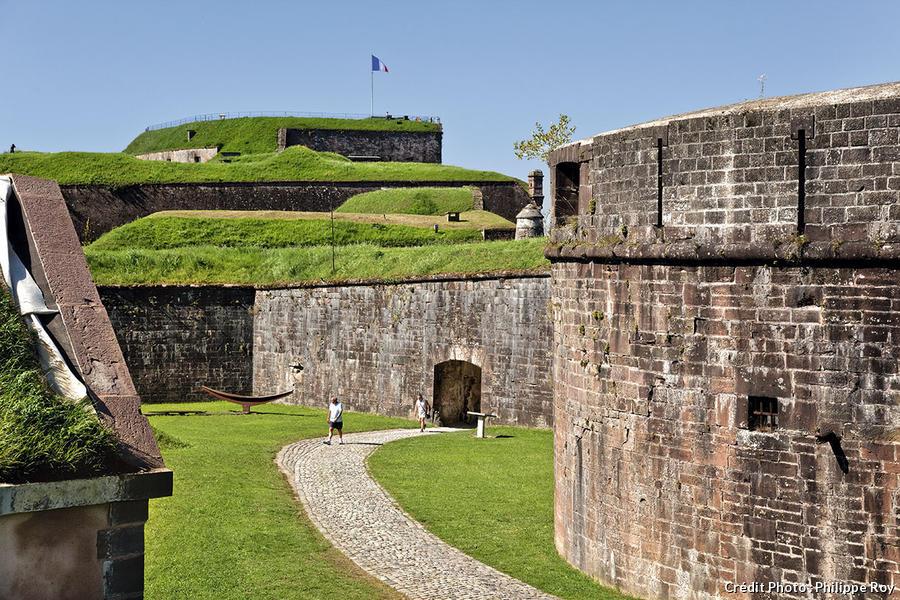 La citadelle de Vauban