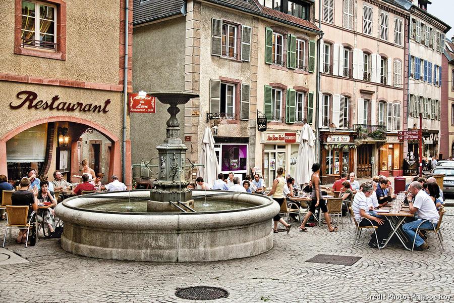 Place de la Grande-Fontaine