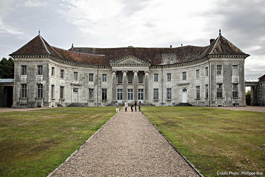 Le château de Montcley