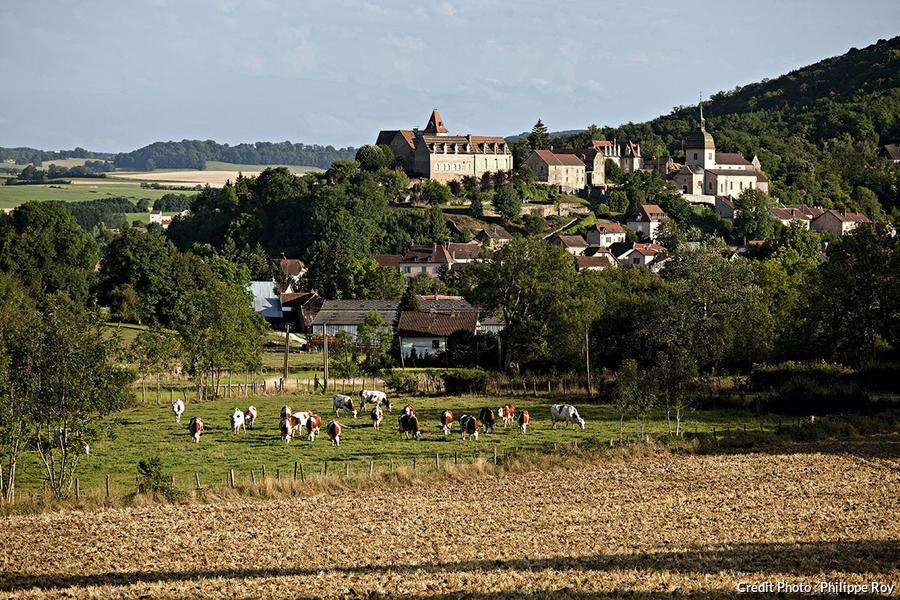 Le village de Rougemont