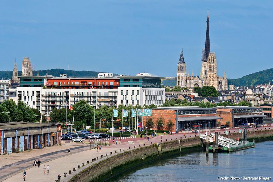 Projet dock 76 à Rouen