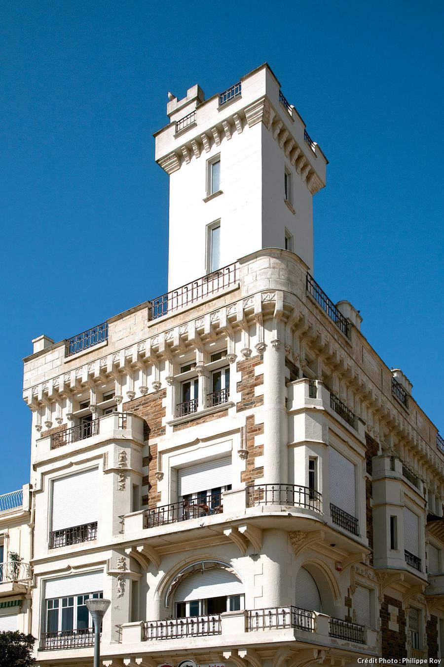 Le Palazzo Clémentina