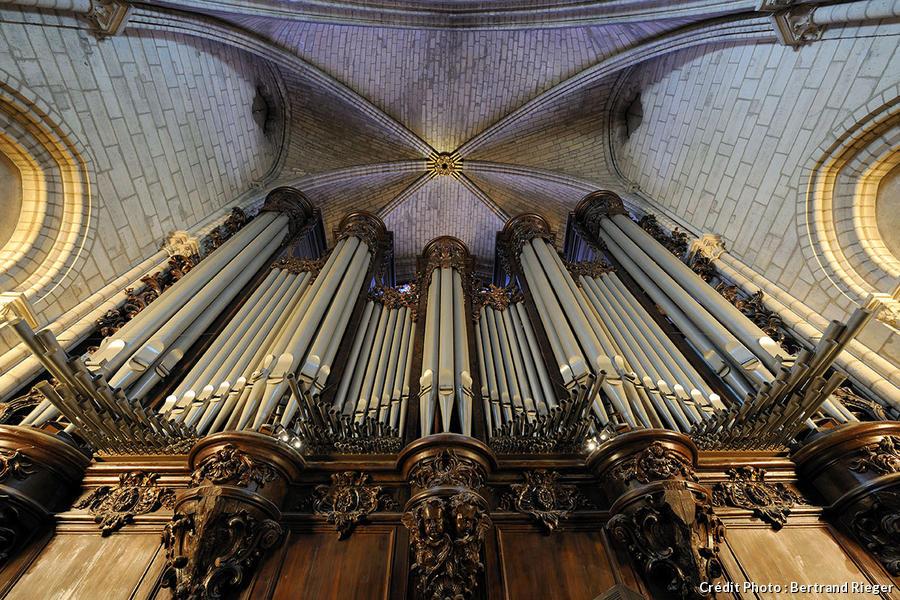 Orgue de Notre-Dame de Paris
