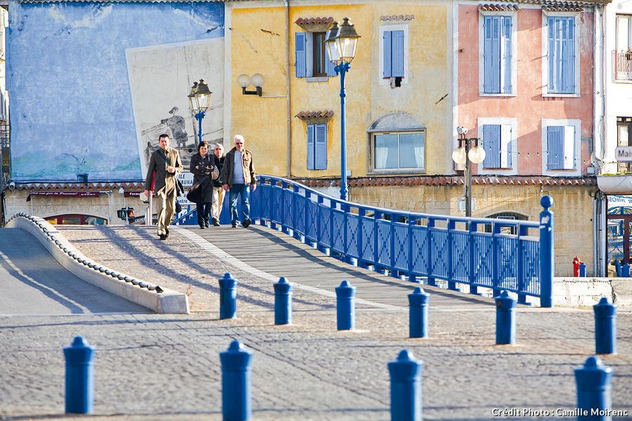 Le pont de Beausengue