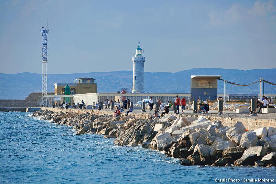 Marseille bienvenue dans l 39 archipel du frioul - Promenade bateau marseille vieux port ...