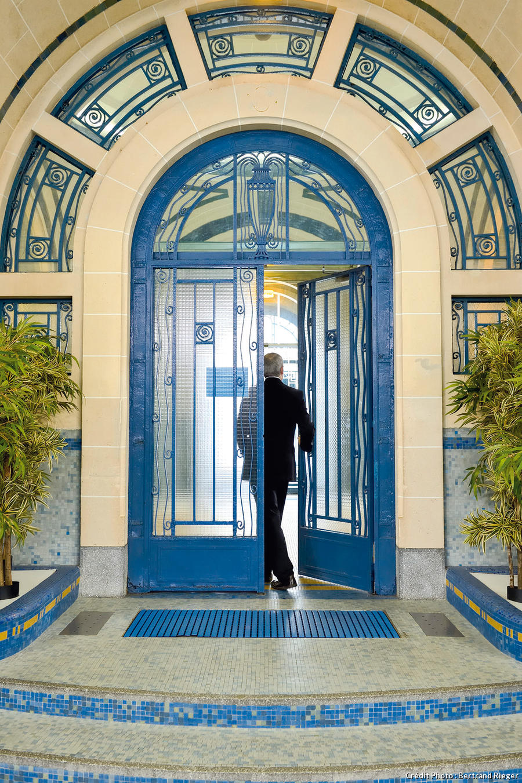 Rennes la piscine saint georges bient t monument for Salon de la gastronomie rennes