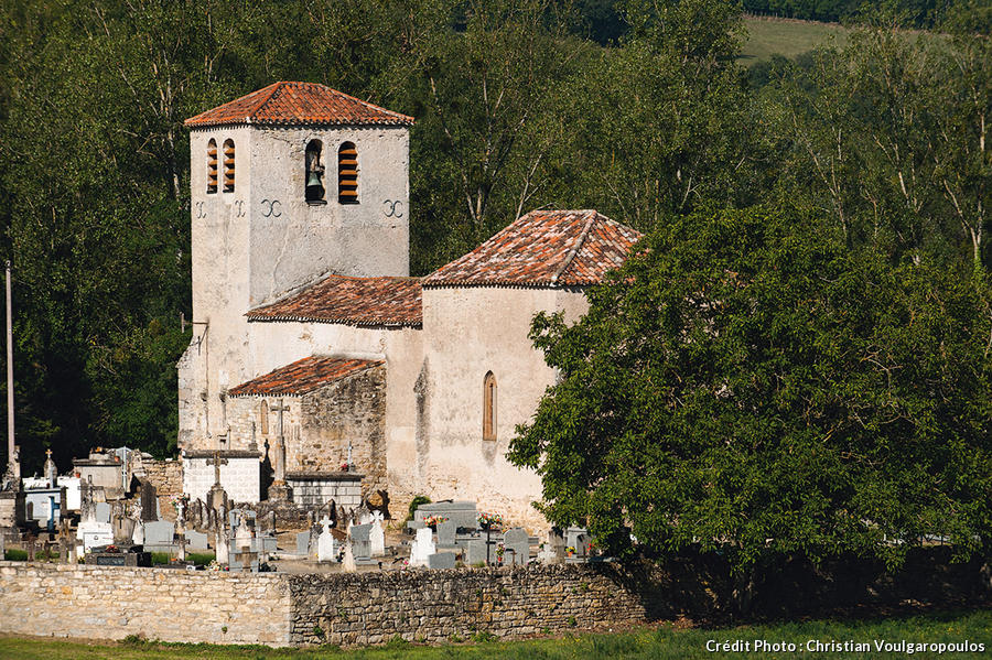 Le château médiéval de Féneyrols