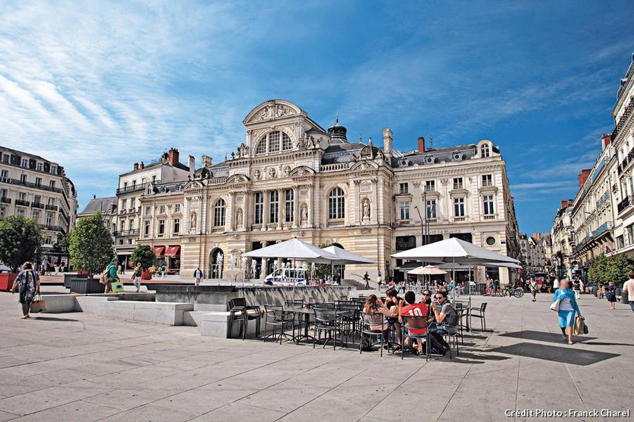 Le grand Théâtre d'Angers