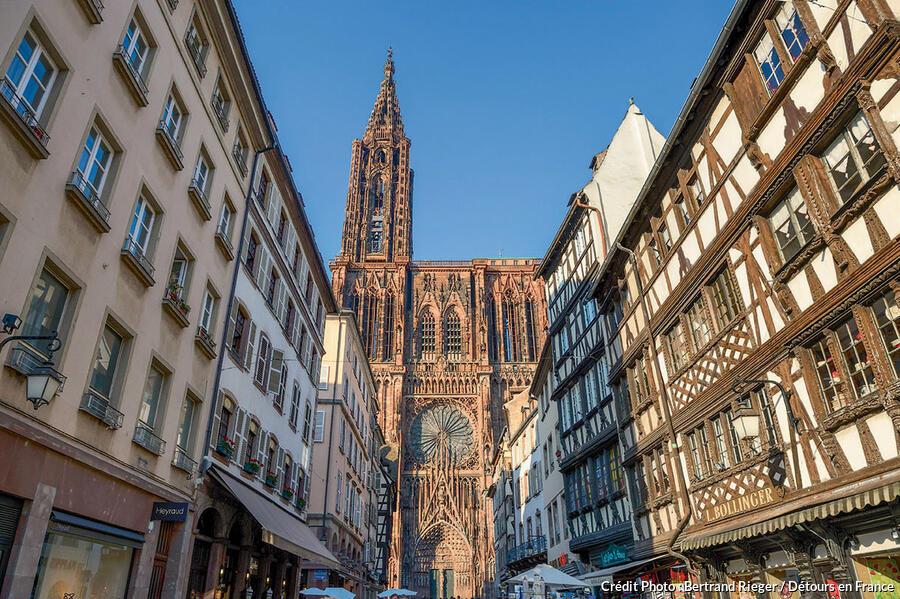 Strasbourg les tr sors du carr d or d tours en france - Salon de la gastronomie strasbourg ...