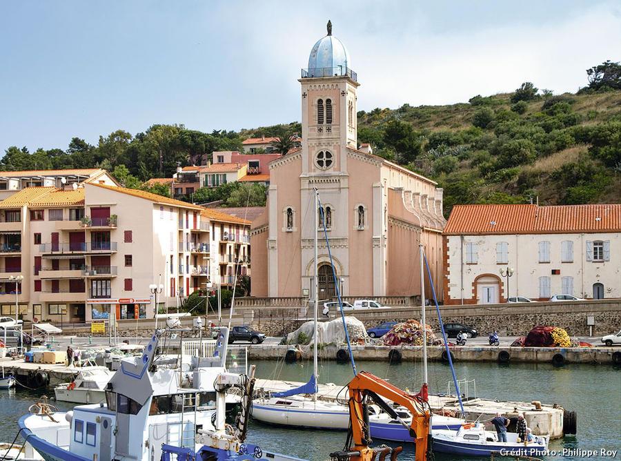 Église Notre-Dame-de-Bonne-Nouvelle à Port-Vendres