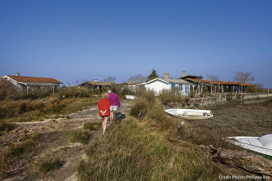 cabanes tchanqués - île aux oiseaux