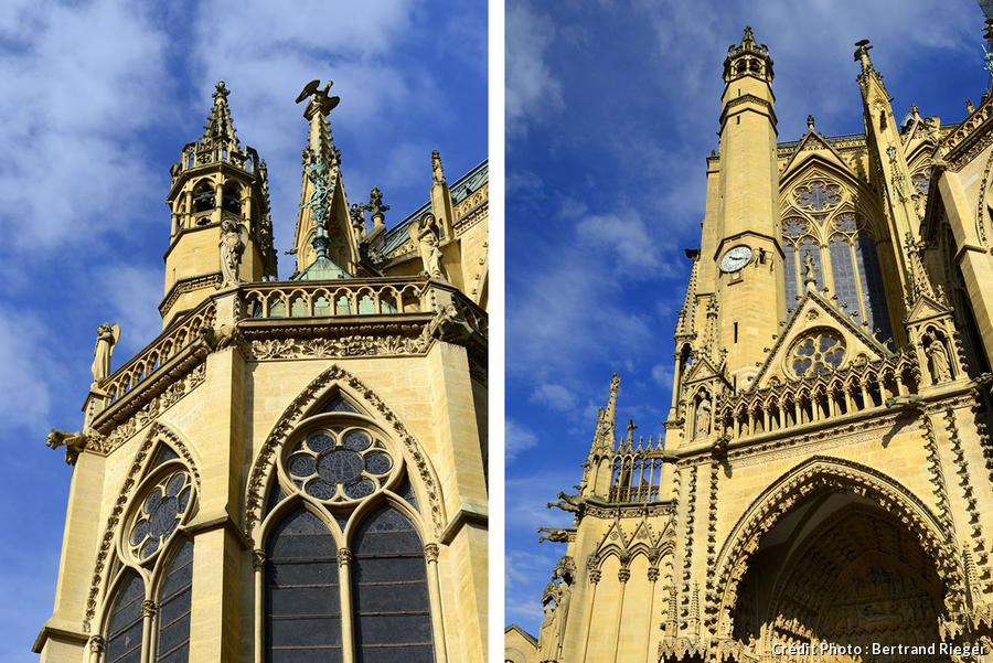 La cathédrale Saint-Etienne