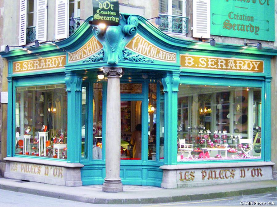 facade_les_palets_d'or à Moulins