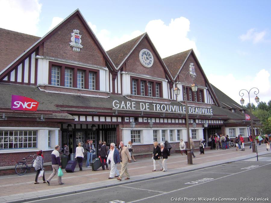 Gare de Trouville-Deauville