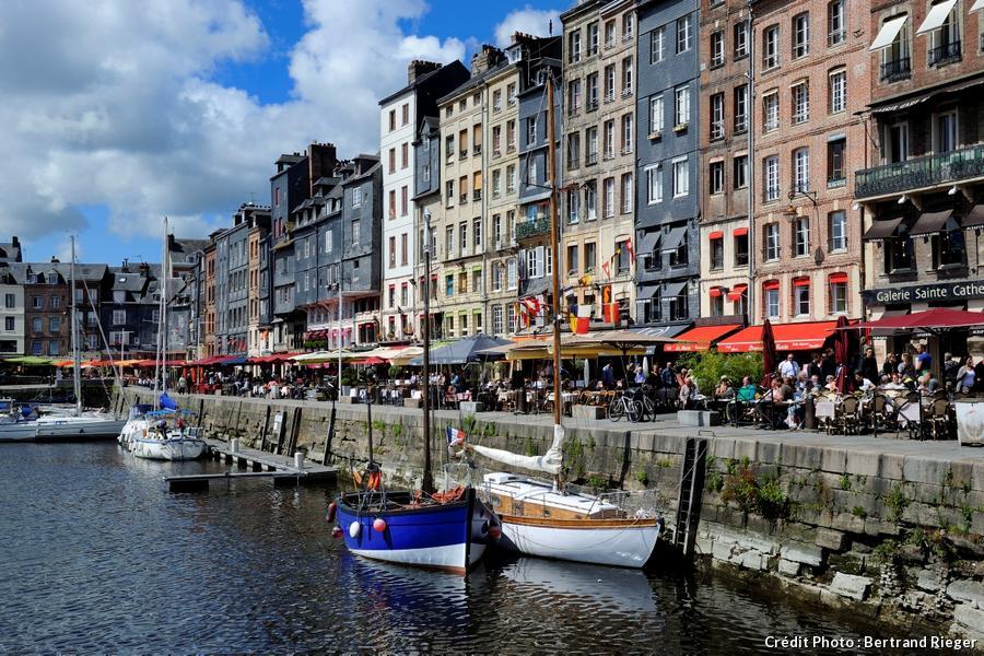 Port de france top 20 des plus beaux ports fran ais d tours en france - Le bistrot du port honfleur ...