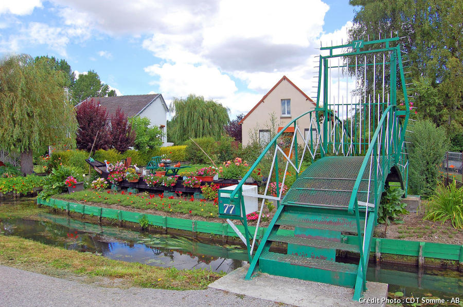 Les Hortillonnages à Amiens