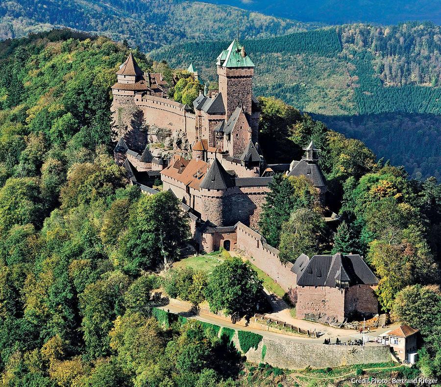 Château du Haut-Kœningsbourg