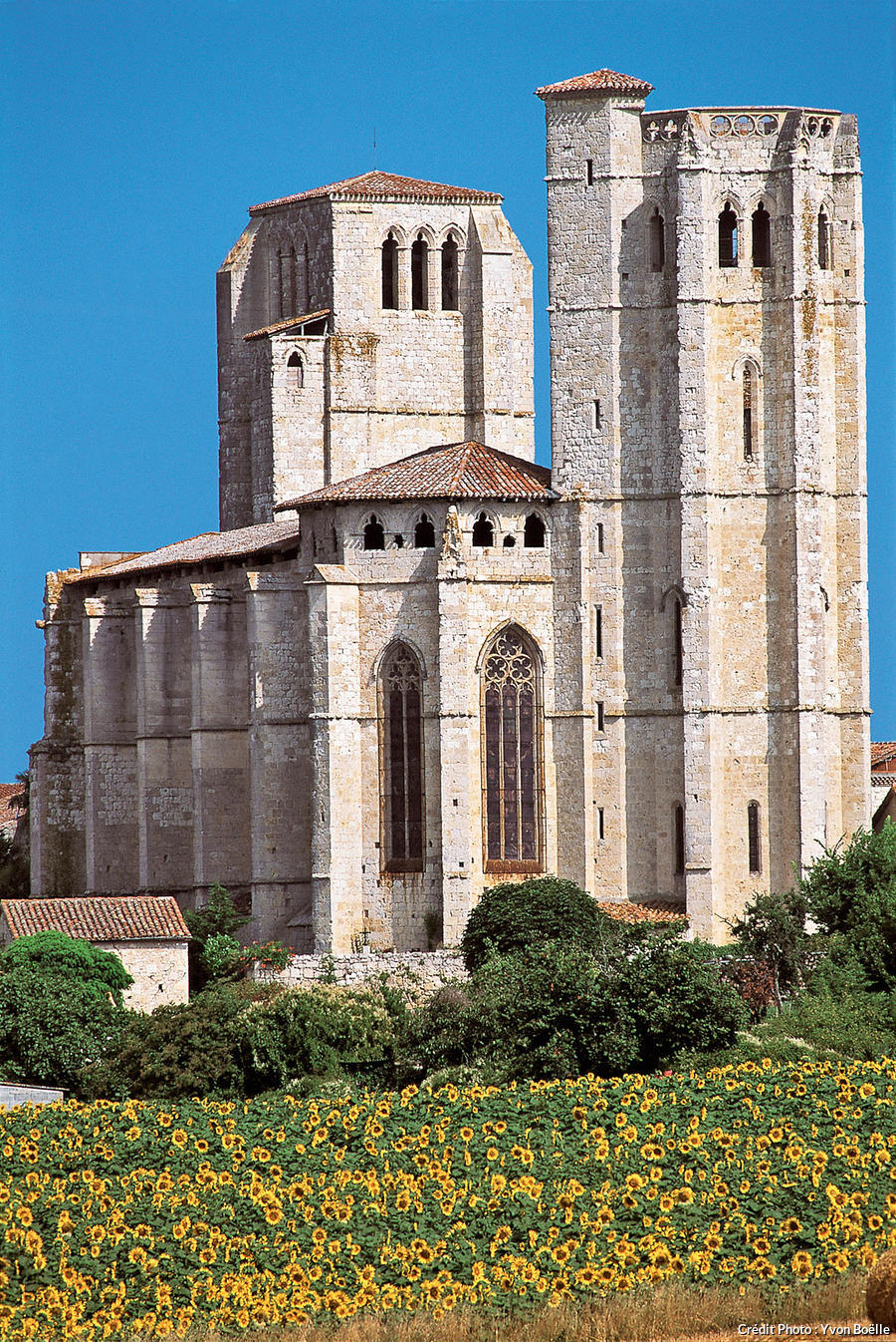 La collégiale Saint-Pierre de La Romieu