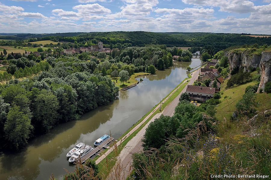 Le canal de Nivernais