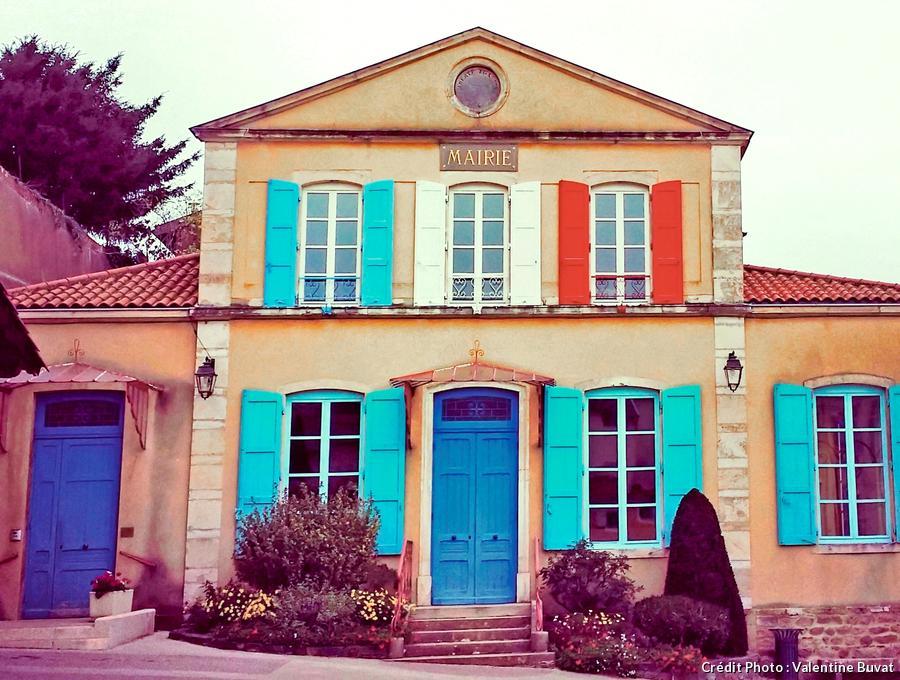 Mairie de Vaux-en-Beaujolais