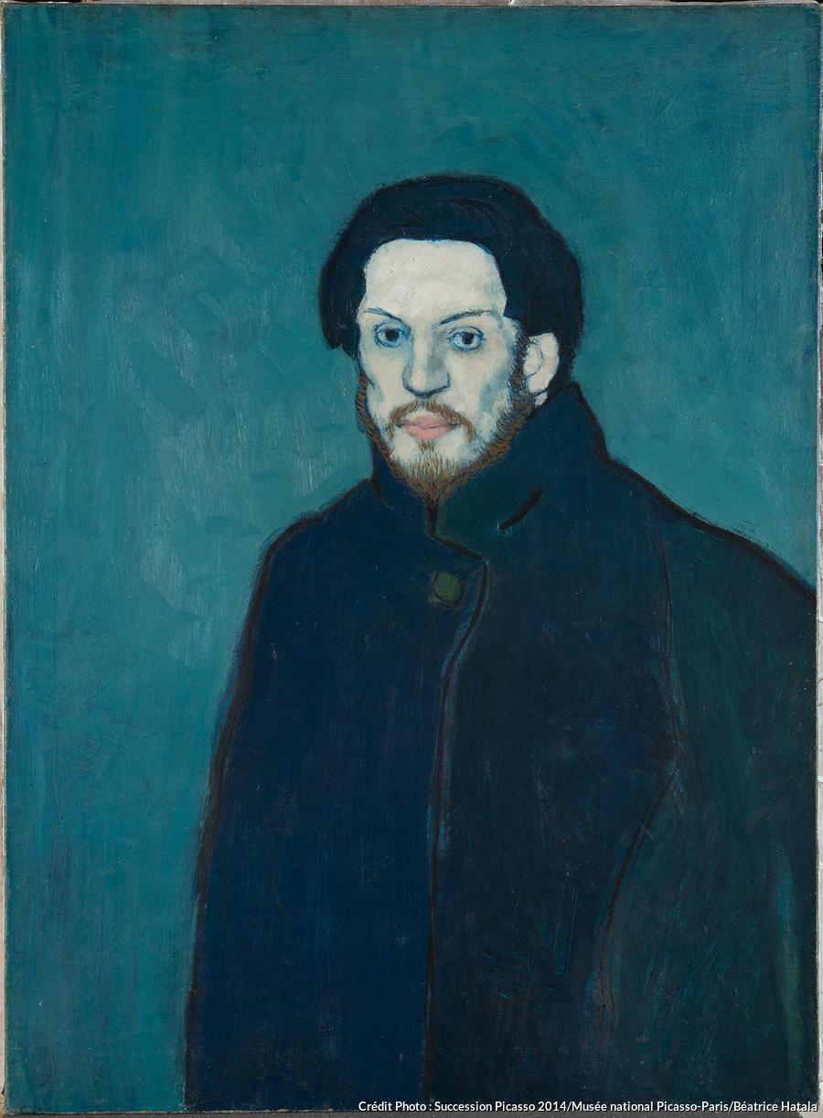 « Autoportrait » (1901)