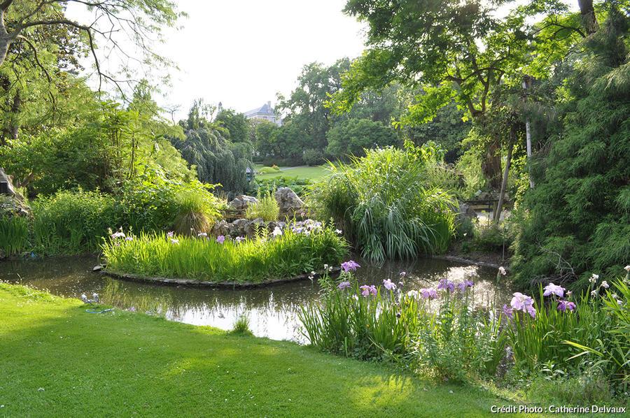 La jardin des plantes