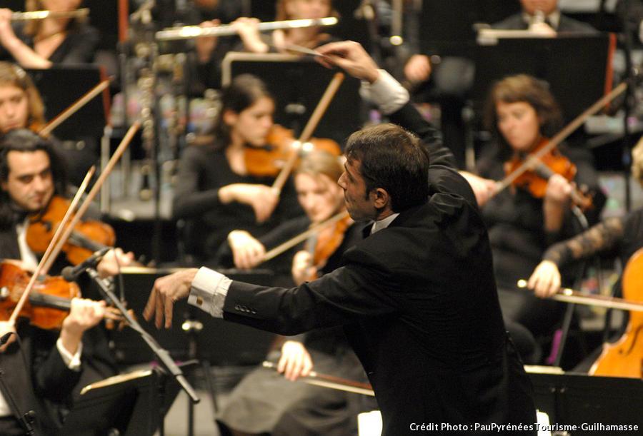 l'orchestre symphonique de Pau