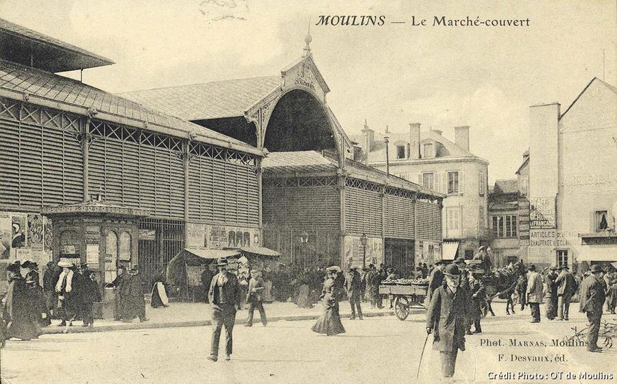panneaux-expo-chanel marché couvert