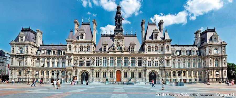 Tour de france des mairies les plus remarquables d tours for Ville du 51