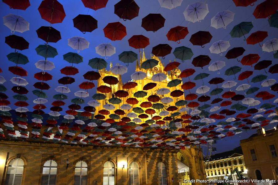 Metz parapluies
