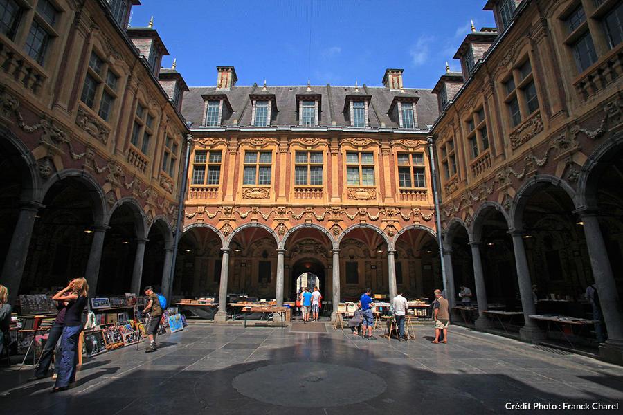 La Vielle Bourse à Lille