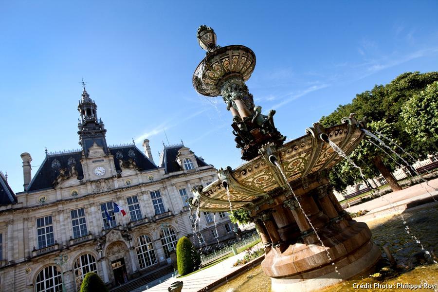 Hôtel de ville du Limousin
