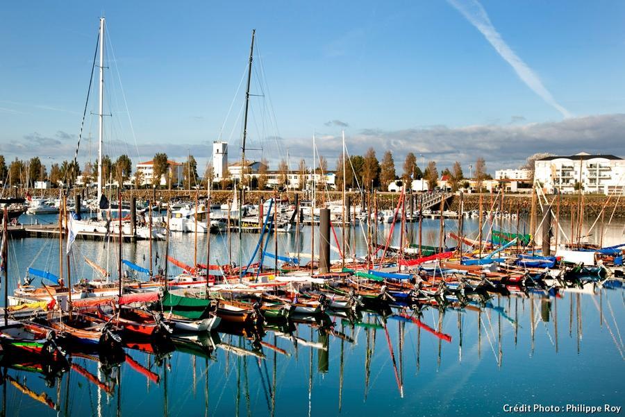 Port Olona, Sables d'Olonne