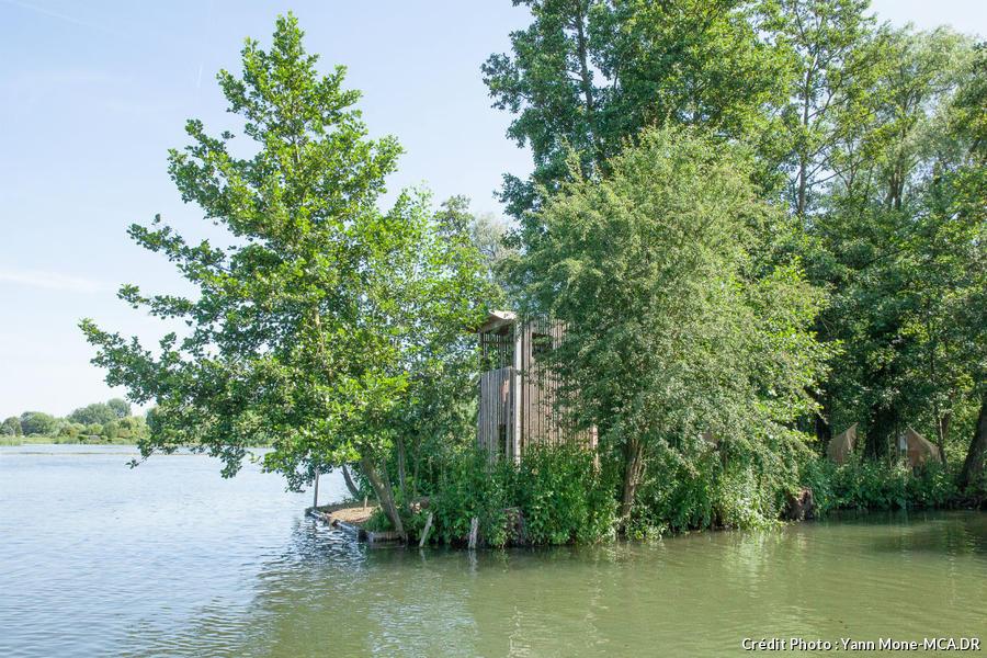 L'îlot cabane