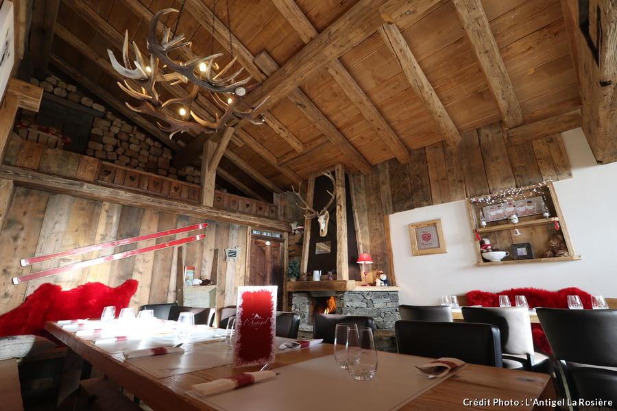 Le top des meilleurs restaurants d altitude alpes