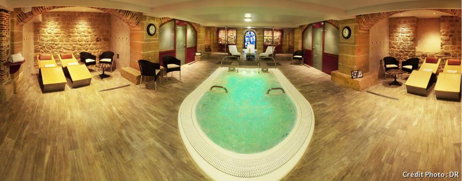 spa-hotel de paris à Moulins