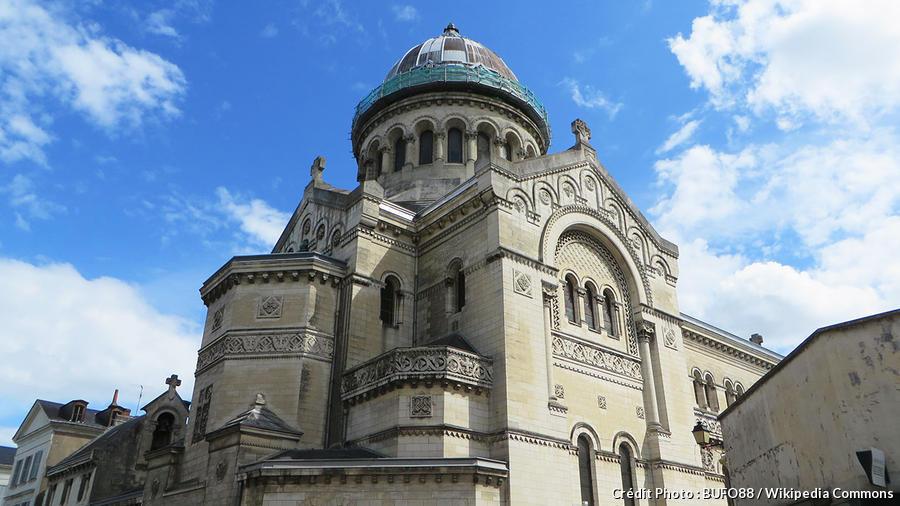 Basilique Saint-Martin à Tours