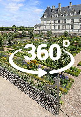 Visite virtuelle des châteaux de Loire