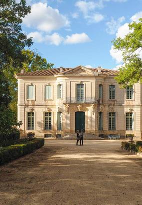 Montpellier : au détour des « folies »