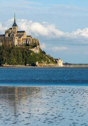 4 bonnes raisons de visiter le Mont-Saint-Michel en 2015