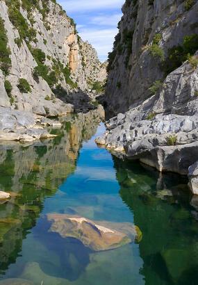Gorges, cascades, rivières : 5 spots de baignade dans les Pyrénées-Orientales