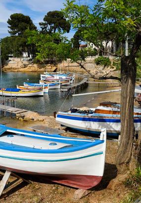 Antibes, la note bleue