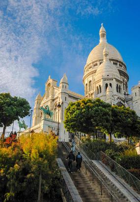 10 balades dans Paris, à la découverte de lhistoire de France