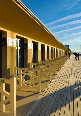 Deauville, histoire dune station balnéaire mythique