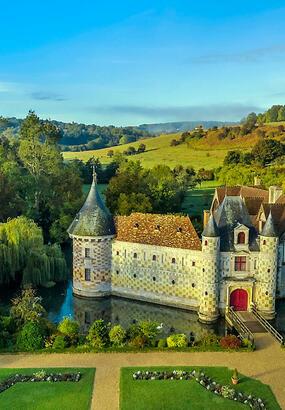 Le Pays dAuge : quintessence de la Normandie