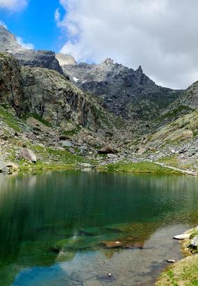 Mercantour : randonnée dans la vallée des merveilles