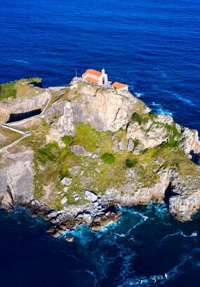 La côte de Biscaye, de Game of Thrones à Guernica