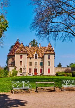 Les plus beaux châteaux du Chalonnais
