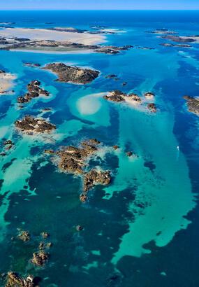 Les îles Chausey, larchipel du sublime